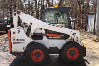 2013 Bobcat S770