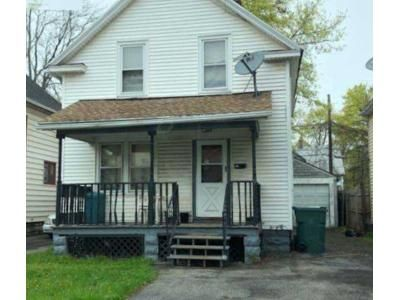 3 Bed 1 Bath Foreclosure Property in Rochester, NY 14611 - Judson Ter