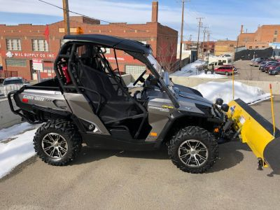 2014 Can-Am Commander Limited 1000 Side x Side Utility Vehicles Butte, MT