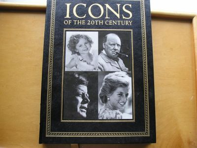 ICONS COFFEE TABLE BOOK