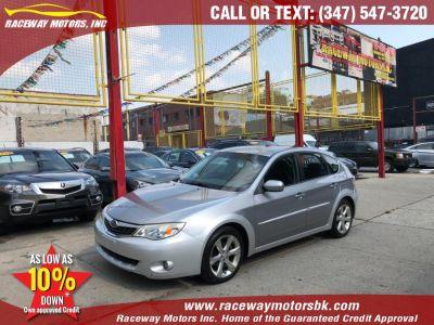 2008 Subaru Impreza Outback Sport (Steel Silver Metallic)