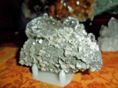 Gorgeous and Beautiful Benchmark Quarry Large Herkimer Diamond Quartz Crystal Cl