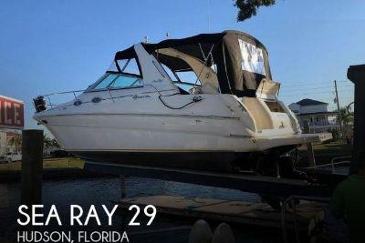 2001 Sea Ray 29