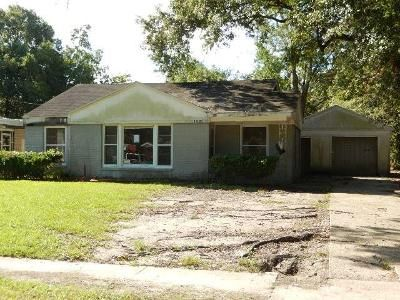 3 Bed 2 Bath Foreclosure Property in Lake Charles, LA 70601 - 8th St