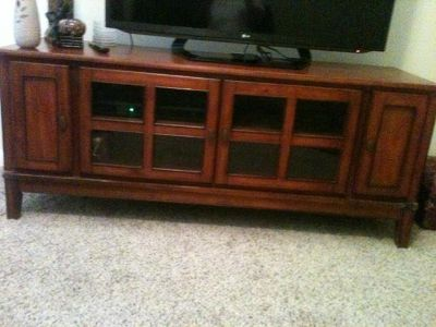 $125, Ashley TV Console 125.00