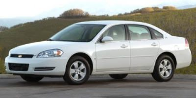2006 Chevrolet Impala LT (Black)