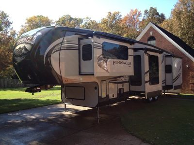 2014 Jayco Pinnacle 38FLFS