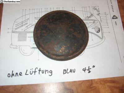 Gasoline caps