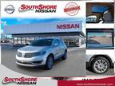 $29965.00 2016 Lincoln MKX with 43962 miles!