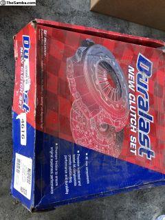 duralast nu31232 vw fox clutch pressure plate