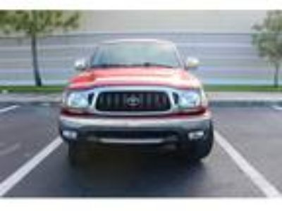 2004 Toyota Tacoma for Sale by Owner