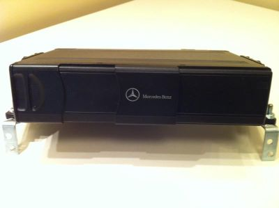 Find Mercedes Benz 6 Disc CD Changer with cartridge & CD change holder motorcycle in Midway, Kentucky, US, for US $149.00