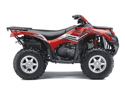 2017 Kawasaki Brute Force 750 4x4i EPS Sport-Utility ATVs Canton, OH