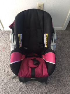 Infant/baby car seat