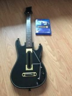 PS4 Guitar Hero Live