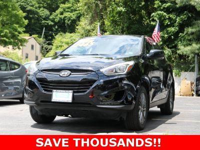 2014 Hyundai Tucson GLS (Black)