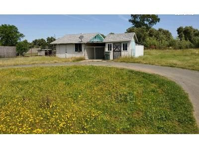 2 Bed 2 Bath Foreclosure Property in Oroville, CA 95965 - Tehama Ave