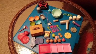 """Our generation 18"""" doll accessories"""