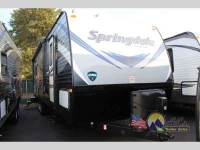 Used 2018 Keystone RV Springdale 271RLWE