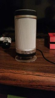 Small Bluetooth speaker with led option