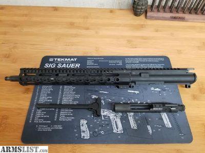 """For Sale: Sabre Defense 14.5"""" AR15 Upper"""