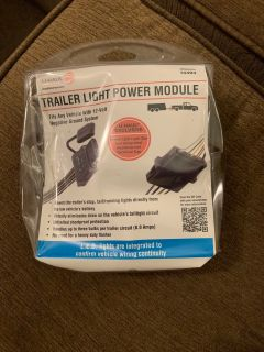 U-Haul Trailer Light Power Module