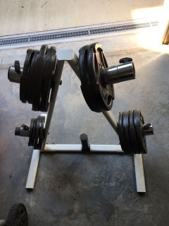 Olimpic Weights ( used)