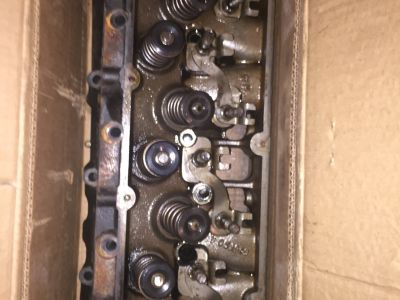 RHS 11301 BB Chevy Heads