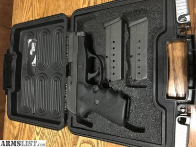 For Sale: Sig Sauer P239 .357 Sig 2 Mags, Night Sites