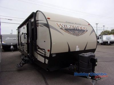2016 Forest River Rv Wildwood 26TBUD