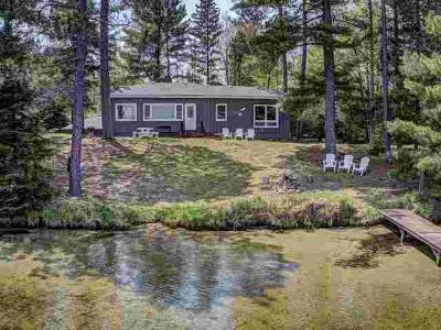 1365 Bass Lake Rd E Eagle River Two BR, BASS LAKE HOME - A