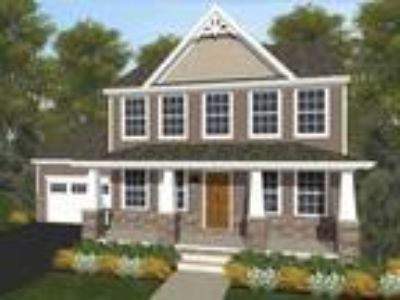 The Marshall Heritage by Keystone Custom Homes: Plan to be Built