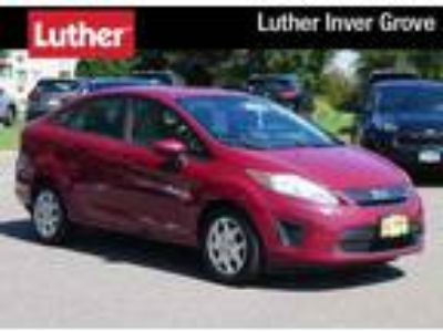 used 2011 Ford Fiesta for sale.