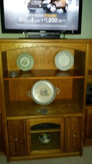vintage items dining room table and hutch, entertainment centers & more
