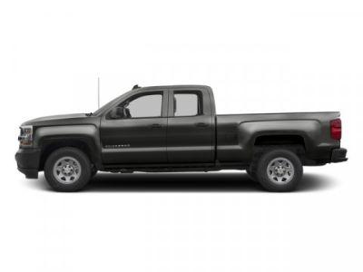 2016 Chevrolet Silverado 1500 Work Truck (Tungsten Metallic)