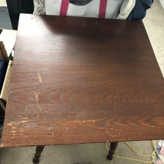 Side table $50