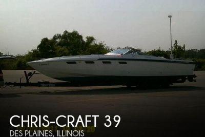 1982 Chris Craft 39