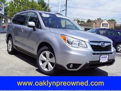 2015 Subaru Forester 2.5i Limited (Ice Silver Metallic)
