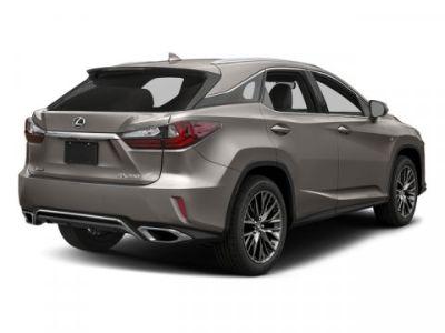 2018 Lexus RX RX (Atomic Silver)