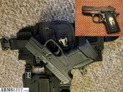 For Sale: Walther pps 40 and Sig p238