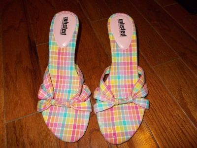 *REDUCED **ADORABLE Ladies UNLISTED Sandals***SZ 8.5