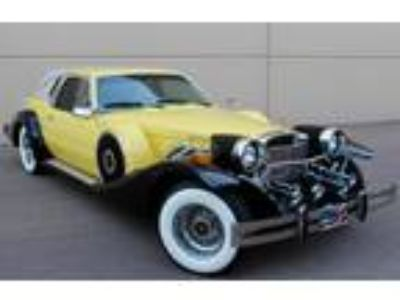 1982 Other Makes Zimmer Golden Spirit Coupe