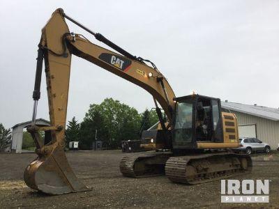 2012 Cat 320EL RR Track Excavator