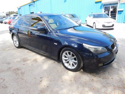 2008 BMW 5-Series 550i (Blue (Dark))