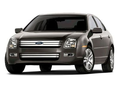 2009 Ford Fusion I4 SEL (Black)