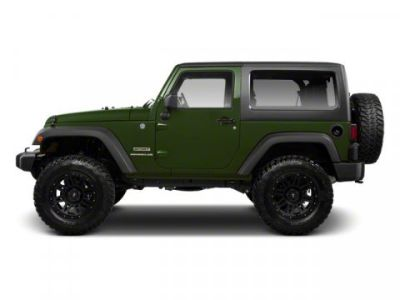 2010 Jeep Wrangler Sport (Natural Green Pearl)
