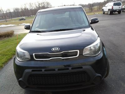 2014 Black Kia Soul                   SOLD