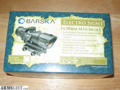For Sale: Barska Scope