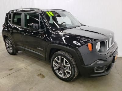 2018 Jeep Renegade Latitude (Black)
