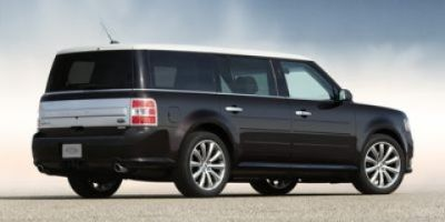 2018 Ford Flex Limited (White Plat)